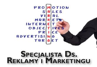 specjalista ds reklamy i marketingu